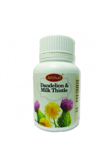 DANDELION & MILK THISTLE 90 CAPS